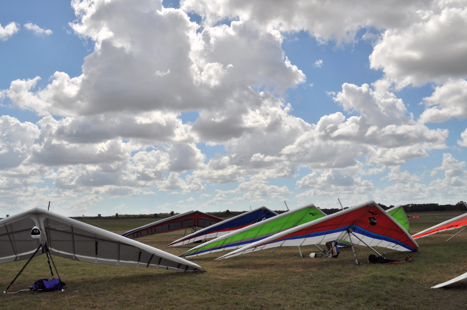 Hang Gliding School near Houston | Cowboy Up Hang Gliding in Houston